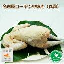 【一羽】【クリスマスに♪】純系名古屋コーチン丸鶏(中抜き・生)豪華なローストチキンに!パーティーメニューに!【生】【RCP】10P03Dec16