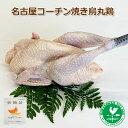【一羽】【クリスマスに♪】純系名古屋コーチン 丸鶏(中抜き・...