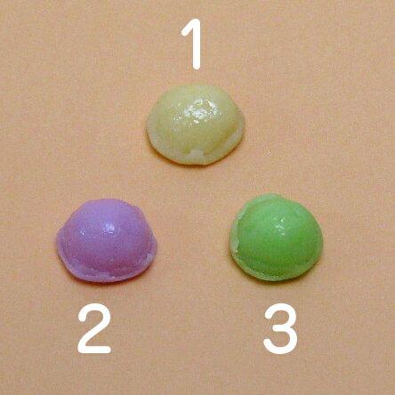 3D Sweets partsアイス(5個入)