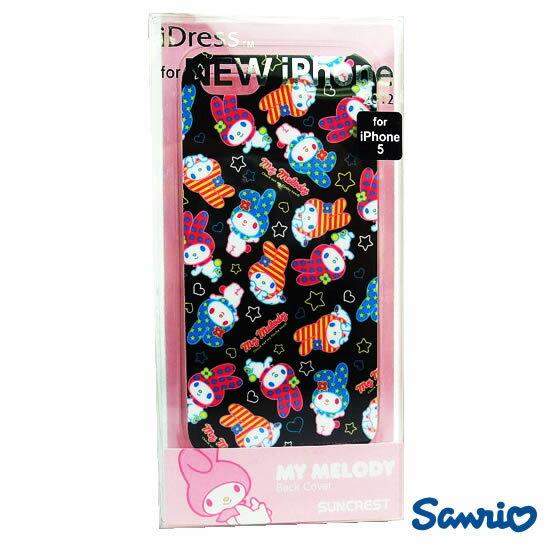 アイフォン用ケース(iPhone5)スマホカバー【ハローキティ】スマホケース iphone5カバー【ネオン】iP5-MM2