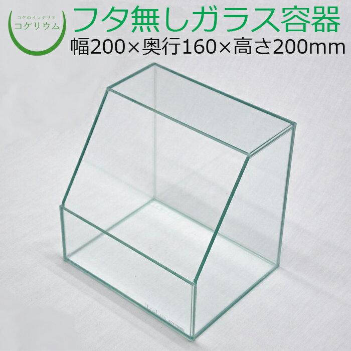 コケリウムガラス容器 テラリウム200スリム