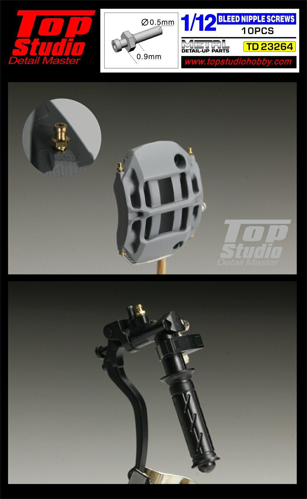 プラモデル・模型, その他  TOP STUDIO 112 HEX 0.9mm 0.5mm 10 (td23264)