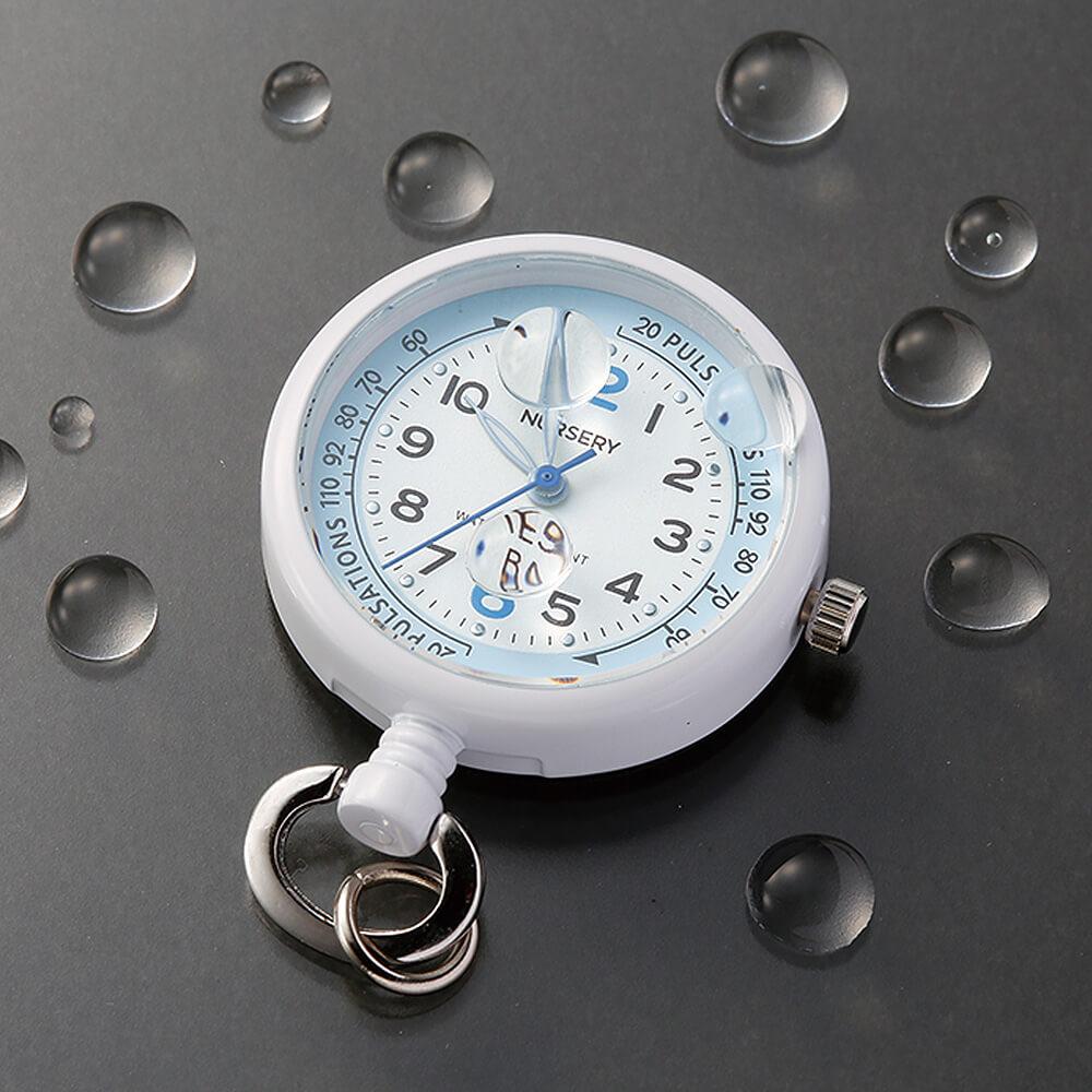 ナースリー『10気圧防水2Wayナースウォッチ』