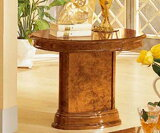 キャメルミラディ ランプテーブル ミニテーブル カフェテーブル,イタリア,家具,インテリア,アンティークロココ調イタリア家具スモールテーブル