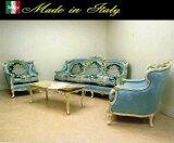 ロココ調クラシック調プリンセススタイル イタリア家具ソファーセット