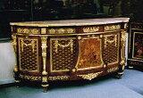 ロココ調イタリア家具サイドボード,引出,カウンターテーブルイタリア製大理石サイドボード カウンター テーブル