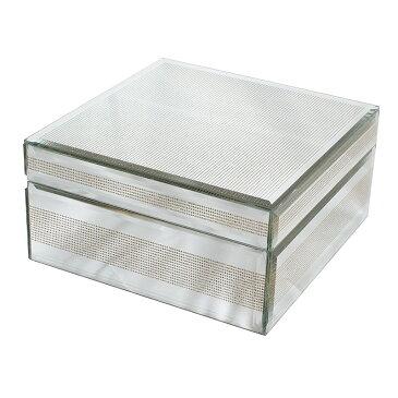 小物入れ 小物収納 ミラーボックス ジュエリーボックス 宝石箱 BOX