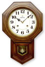 レトロなアナログ振子時計おじいさんの時計