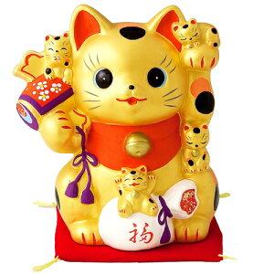 招き猫の 貯金箱! 開業 祝いの 贈り物や、 海外へのご友人への プレゼント、 日本のお土産とし...