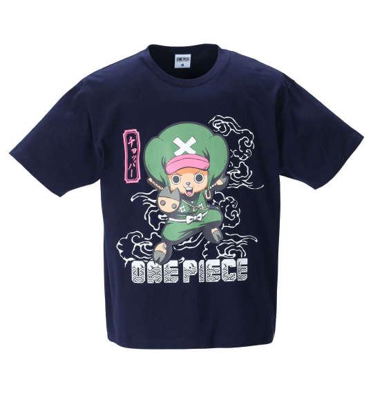 產品詳細資料,日本Yahoo代標 日本代購 日本批發-ibuy99 大きいサイズ メンズ ONE PIECE半袖Tシャツ 3L/4L/5L/6L