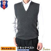 ウォームビズ・ ブレンド オフスタイル・メンズ・ニット
