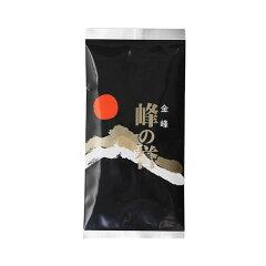 お茶峰の誉黒パッケージ【鹿児島茶】【本格緑茶】【峰の誉】【鹿児島】【小牧緑峰園】
