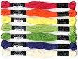 【刺しゅう糸】刺しゅう糸おまかせ(COSMO DMC OLYMPUS)【C3-8】
