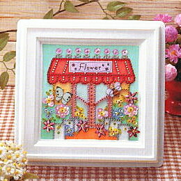 【TOHOトーホー】ミニプッシュかわいいお花屋さん