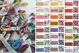 【DMC】刺しゅう糸 #25 25番糸 Coloris (コロリ) 全色セット(24色) 【C3-8】
