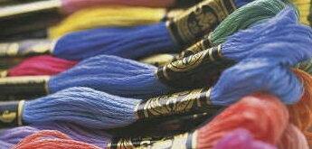 【DMC】刺しゅう糸#25番