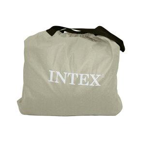 【INTEX】エアーベッドミッドライズシングルサイズ