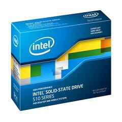 【送料無料】従来モデルと同様にNANDフラッシュメモリーを採用!インテル 510シリーズSSD 120GB...