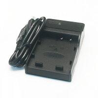 CASIOカシオNP-130対応デジタルカメラ用互換充電器+互換バッテリー【メール便送料無料】-画像2