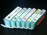 BCI-371XL+370XL/6MP専用 キヤノン用 BCI-371/370 プリンター目詰まり洗浄カートリッジ 6色用セット