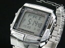 カシオのデータバンク腕時計カシオ CASIO データバンク 腕時計 シルバー DB360-1A