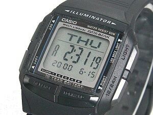 カシオのデータバンク海外モデルカシオ CASIO データバンク 腕時計 DB36-1 シルバー