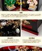 雛人形ひな人形雛「凰翠作ひな人形眞壽雛春麗(しゅんれい)」●衣裳着雛人形三段収納【ひな人形眞壽雛】2018年雛人形ひな祭りお雛様ひな人形