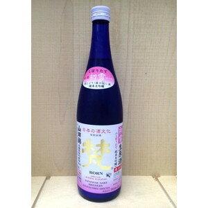 梵 しぼりたて初雪 山田錦 純米大吟醸生原酒720ml