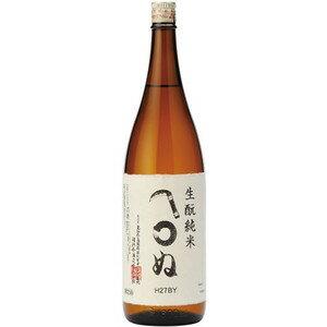 司牡丹 生もと純米 かまわぬ1800ml