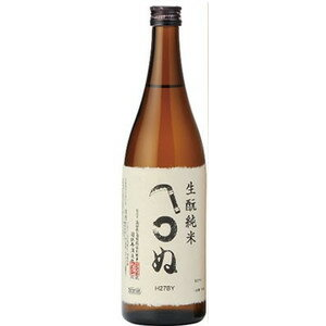 司牡丹 生もと純米 かまわぬ720ml