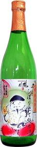 川鶴 しぼりたて純米酒 1800ml