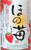 川鶴 ささにごりいちご酒 ほの苺500ml
