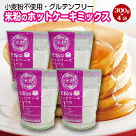 豊橋米粉のホットケーキ小麦粉フリーグルテンフリーアルミニウムフリー