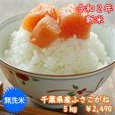 【29年産】無洗米ふさこがね 10kg(5kg×2)千葉県産...