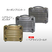 アタッシュケース スーツケース ビジネス ブロンコ ポリカーボネード アタッシュ ラッピング