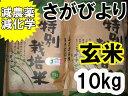【玄米】【29年産】【さがびより】【5割以上減農薬・減化学肥...