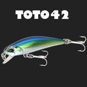【メール便可】DUO TetraWorks TOTO42 (テトラワークス・トト42)