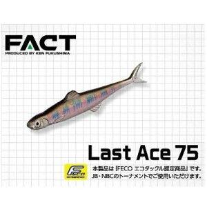 【メール便可】エバーグリーンFACTラストエース75