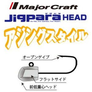 【メール便可】メジャークラフトジグパラヘッドアジングスタイル
