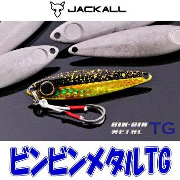 【メール便可】ジャッカル ビンビンメタルTG 80g