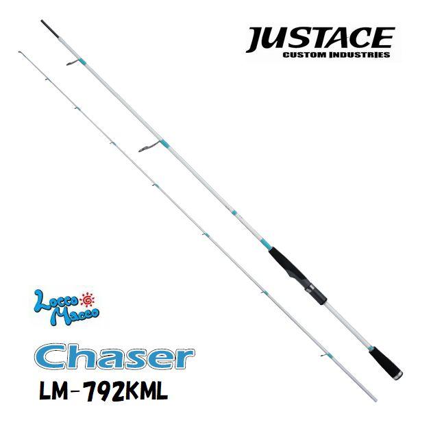 フィッシング, ロッド・竿 Justace LoccoMacco Chaser LM-792KML