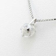 プラチナダイヤモンドネックレス 0.506ct・E・SI1・GOOD