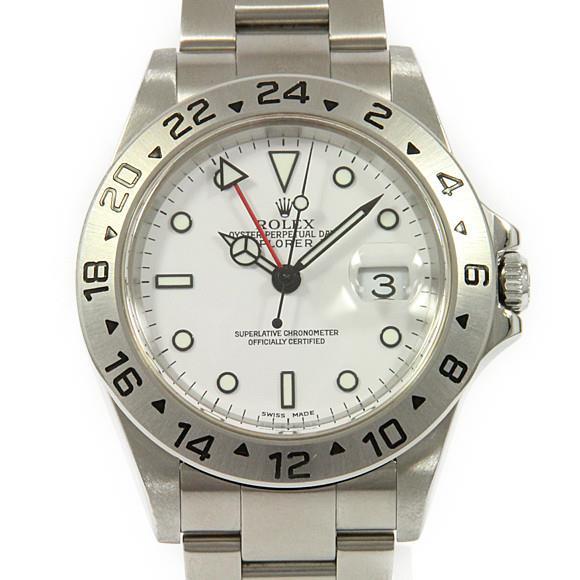 new concept bd343 15d5c メンズ時計 エクスプローラー2 (Y番) 16570 【楽ギフ_包装選択 ...