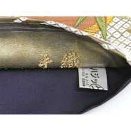 【未使用品】袋帯 手織品