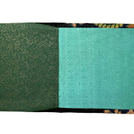 袋帯 縫取染帯