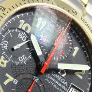 オメガ REF.3313 53 スピードマスター マーク40デイト コンビ SSxYG 自動巻