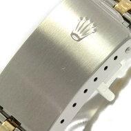 ロレックス 16233G デイトジャスト SSxYG 自動巻