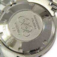オメガ REF.323.10.40.40.04.001 スピードマスターデイト・オリンピックコレクション 自動巻