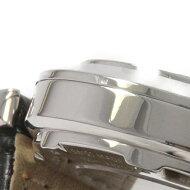 カルティエ パシャ35 WG・グリッドDコンベックス 自動巻