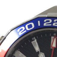 タグ・ホイヤー WAY201F.BA0927 アクアレーサーGMT・キャリバー7 自動巻
